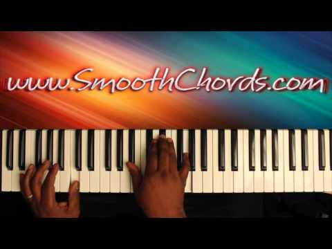 When Im With You Tony Terry Piano Tutorial Youtube