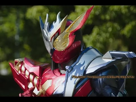 [Funny Chase] Kamen Rider Build  - Be The One   Blood, Cross ZBuild  Henshin Finish Funny Chase