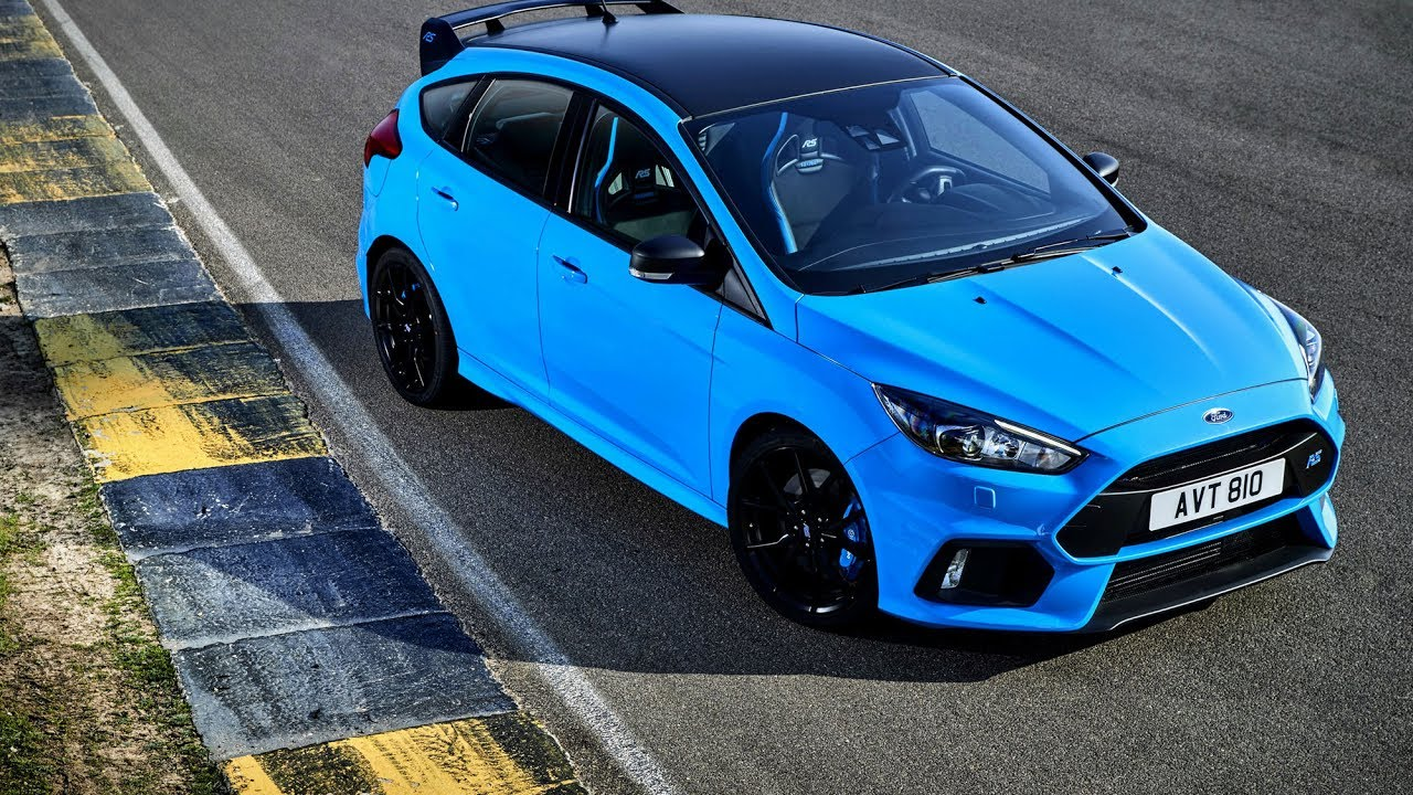 ford listens to fans and gives 2018 focus rs a mechanical lsd new st. Black Bedroom Furniture Sets. Home Design Ideas