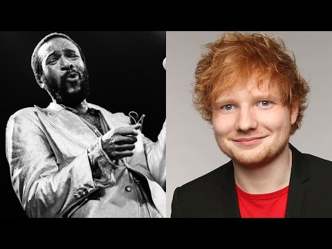 ED SHEERAN SUED BY MARVIN GAYE Mp3