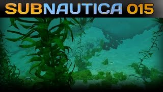 Subnautica [015] [Stalker Angriff - Tod unter Wasser] [Let's Play Gameplay Deutsch German] thumbnail