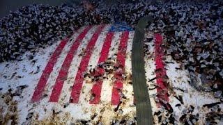 U.S. rocket debris found across ocean