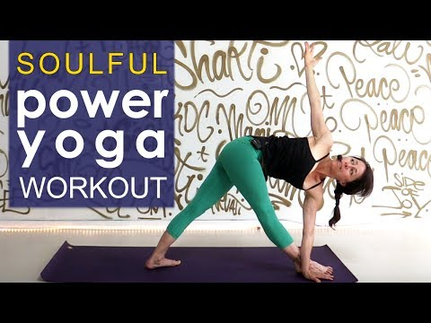 Soulful Power Yoga Workout