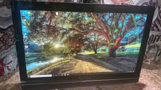 todo En Uno Lenovo  B40-30 Touchscreen Pentium R G3250T  500 Gb Disco Duro Y 4 Gb Ram detalle
