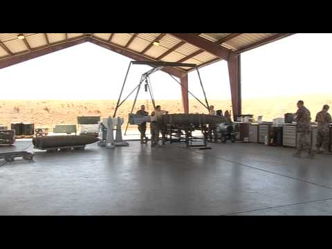 Bomber Over Arizona