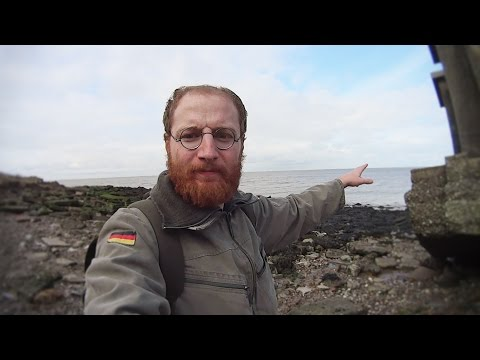 Lost WW2 Radar Station in the Sea (Bunker & Tunnel Exploring) 1/2