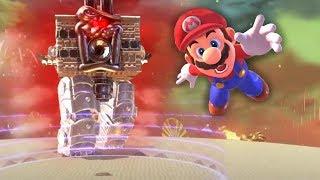 Superstar Mode - Mario Odyssey's MASTER Challenge