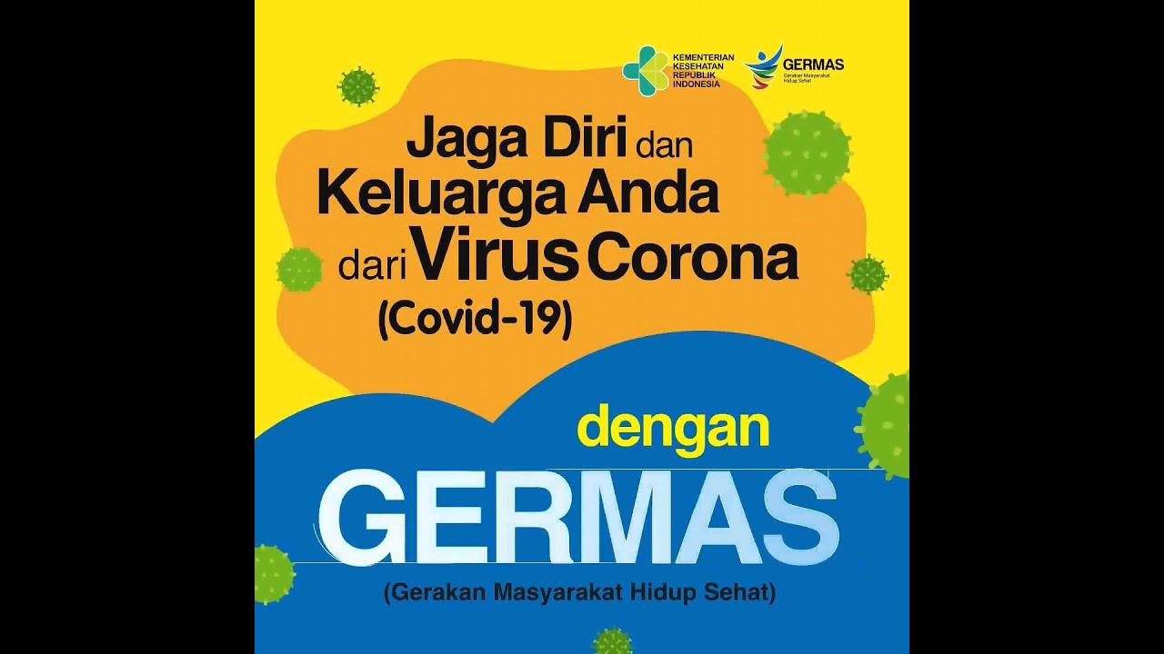 Gambar Poster Tentang Pencegahan Virus Corona Untuk Anak Sd
