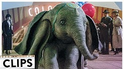 DUMBO | Alle Filmclips & Trailer Deutsch German (HD)