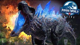 GIANT RAID BATTLES! LET'S GO!!! - Jurassic World Alive