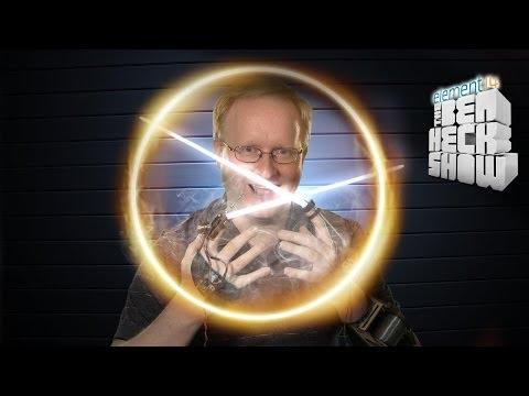 Ben's Wearable Solder Gauntlet Part 1