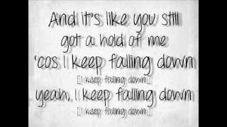 Nick Carter - Falling Down [lyrics]