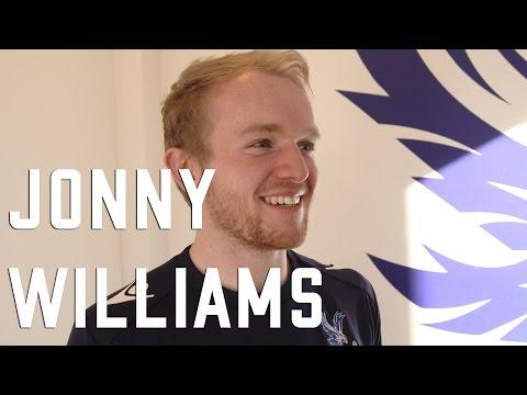 Jonathan Williams Interview