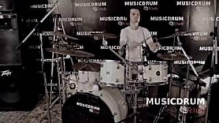 Dave Mackay - Funky 5/4 - Никита Глебов (drum cover)