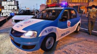 Video GTA V Rotina Policial: Patrulhamento PMBA Paleto Bay Ep.146 download MP3, 3GP, MP4, WEBM, AVI, FLV Januari 2018