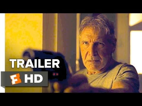 Blade Runner 2049 Official Trailer - Teaser (2017) - Harrison Ford Movie streaming vf