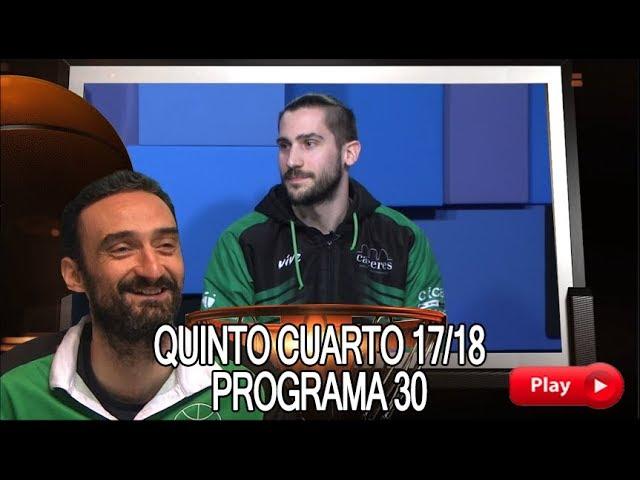 QUINTO CUARTO 17/18 - 30