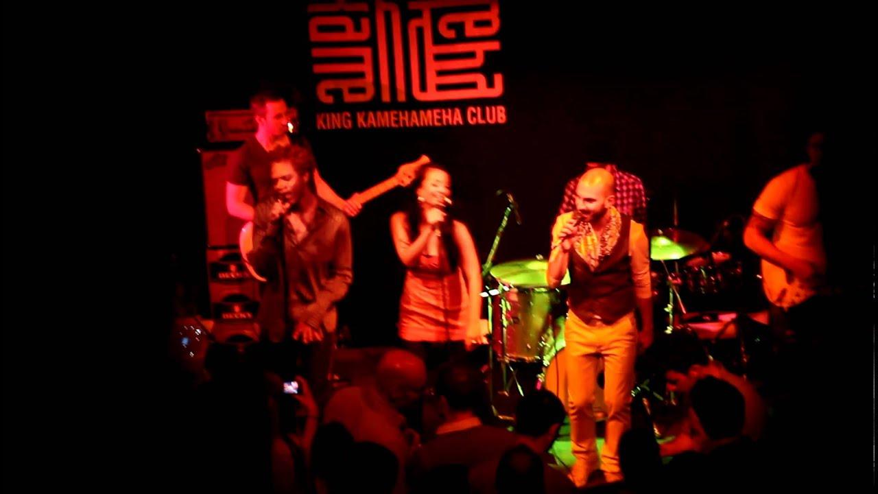King Kamehameha Club Band