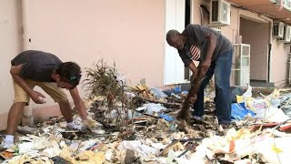 After Irma, fear and looting grip tense St Martin