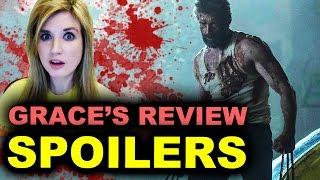 Logan SPOILERS Movie Review