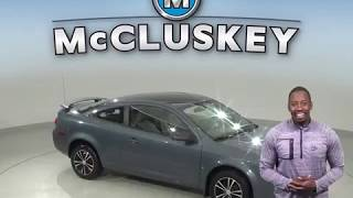 A99138WT Used 2006 Chevrolet Cobalt LS FWD 2D Coupe Blue Test Drive, Review, For Sale -