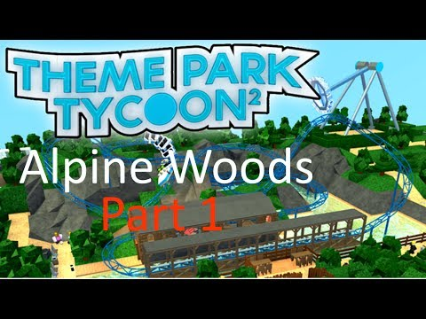Alpine wood part 1