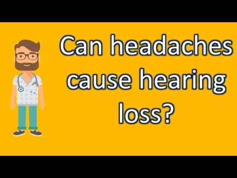can-headaches-cause-hearing-loss-?-|most-asked-questions-on-health