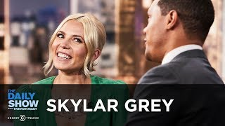 Skylar Grey - From Folk to Hip-Hop and Beyond | The Daily Show