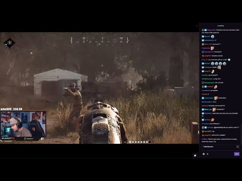 Summit1g & Shroud Plays Hunt: Showdown