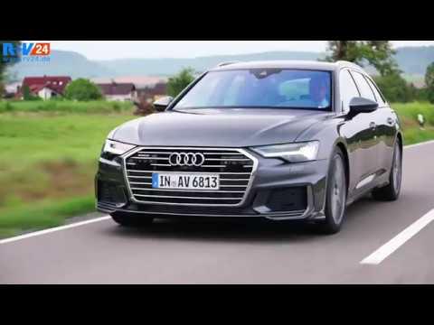 2019 Audi A6 Avant 50 Tdi Quattro Fahrbericht Kritik Test R V24