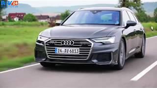 2019 Audi A6 Avant 50 TDI quattro - Fahrbericht Kritik Test R+V24 Drive Check Kofferraum