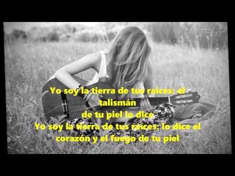 Rosana   El Talismán Lyrics (Letra)