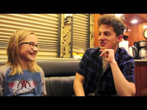Kids Interview Bands - Charlie Puth