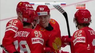 Голы Сборной России на Чемпионате Мира