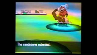 Pokemon White- Catching Landorus! (English) [HQ]