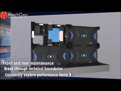 High Resolution Displays, LED Screens & Video Walls in Dubai, UAE | MechGen Technologies