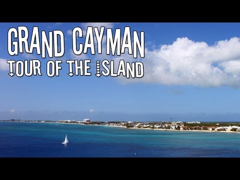 Grand Cayman: Island Tour (Perfect for the Whole Family!)