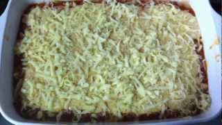 How to Make Lasagna (Pinoy Style)