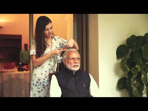 Narendra Modi's sitting| Madame Tussauds London