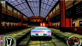 Road Wars Game PC 2010 by DOS (New cars/sounds/heroes/music) RUS.avi