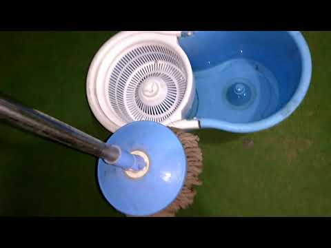 Spin Mop, Spin Mop Floor Cleaning, Floor Cleaning, Cleaner (Profession), Cleaning, easy mop, rotatin