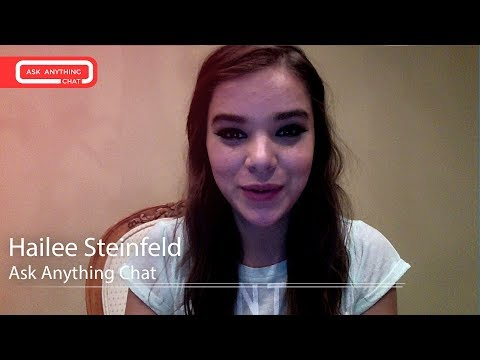 Download Youtube: Hailee Steinfeld Talks About Her Favorite Disney Movie & Her Mom, Dad & Brother