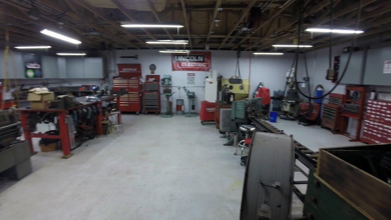 Do-Rite Fabrication Shop Tour - YouTube