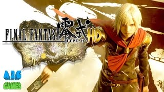 Final Fantasy Type-0 HD - Proviamolo su PC - Gameplay ITA
