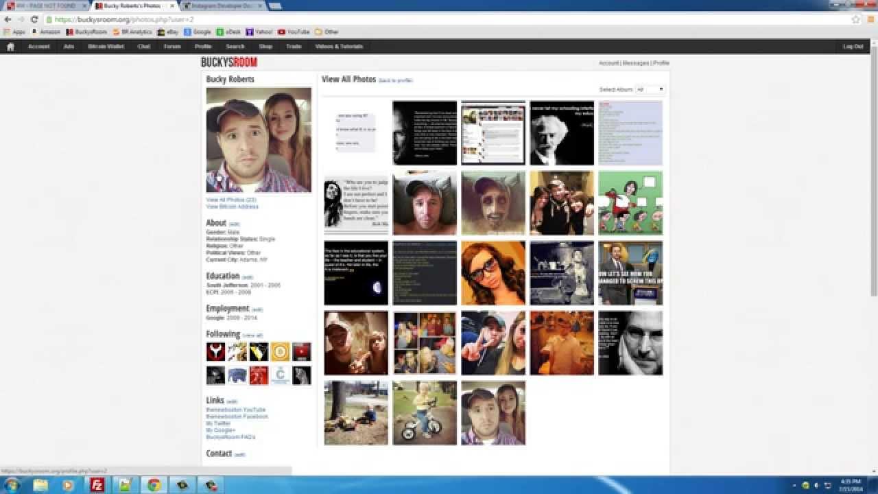 PHP Instagram Downloader Tutorials Playlist