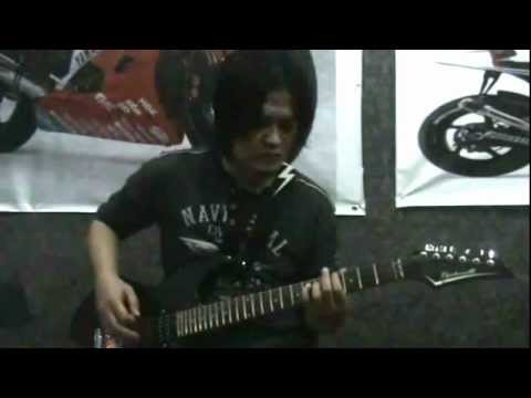 Jamrud - Maaf (guitar cover)