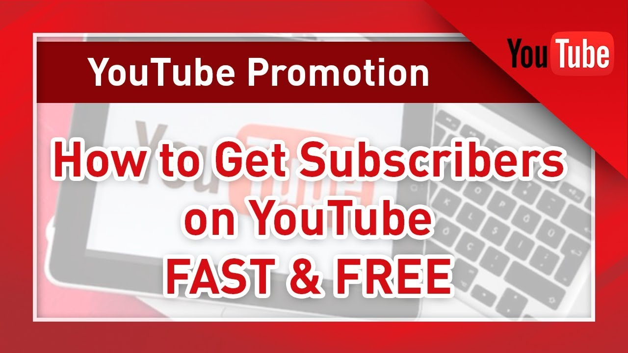 How to Get Subscribers on YouTube FAST & FREE - Android app