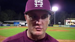 Andy Cannizaro Southern Miss postgame 2-16-18