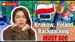 Krakow, Poland Backpacking