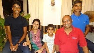 Meet Sachin namesake in Colombo